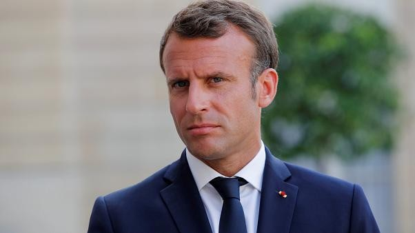 Macron says new Brexit deal 'not an option' ahead of Boris Johnson visit