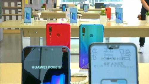 Бойкот компании Huawei продолжается