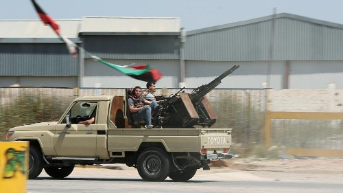 Libya's UN-backed government suspends cooperation with France, accuses it of backing rebel forces