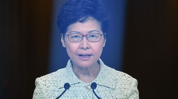 Hong Kong's Lam says senator's police state allegation is 'irresponsible'