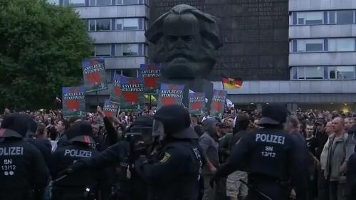 Chemnitz: una ciudad dividida por las elecciones europeas