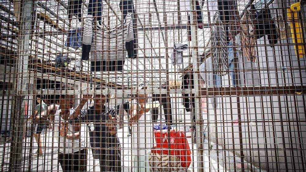 UNHCR in Libia parte 4 - La mappa e le storie dei centri di detenzione