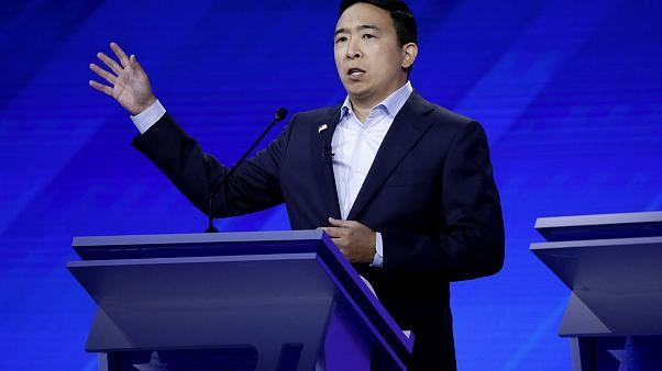 Yang interview: What's wrong with the NY Knicks is what's wrong with America