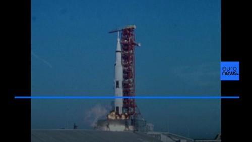 50 years since Apollo 8 sent men around the Moon