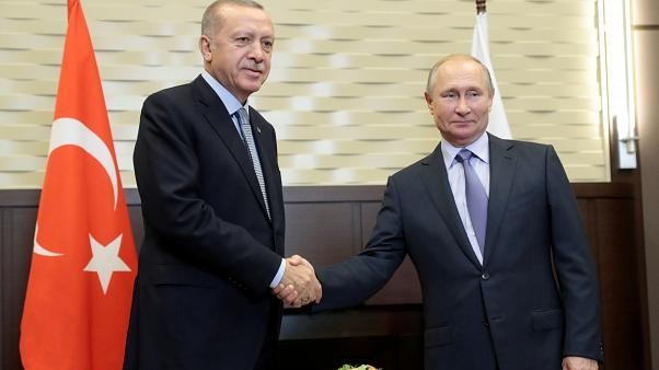 Why did Erdogan come to meet Putin? Clue: It's about Syria...