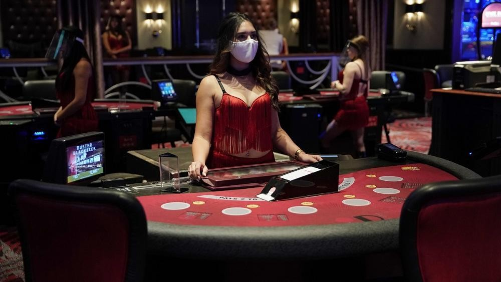 Las Vegas: Glücksspiel mit Hygieneauflagen
