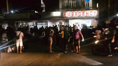 Philippinen: Erbeben der Stärke 6,4