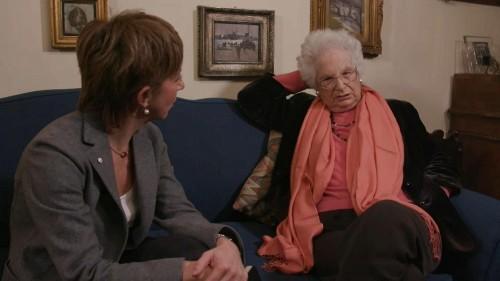 Italian Holocaust survivor: 'Silence was the best choice' after Auschwitz