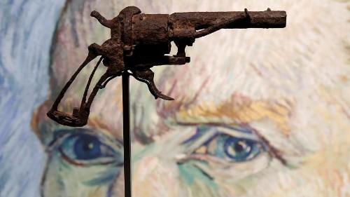 Ziemlich verrostet: Van Goghs Pistole wird versteigert