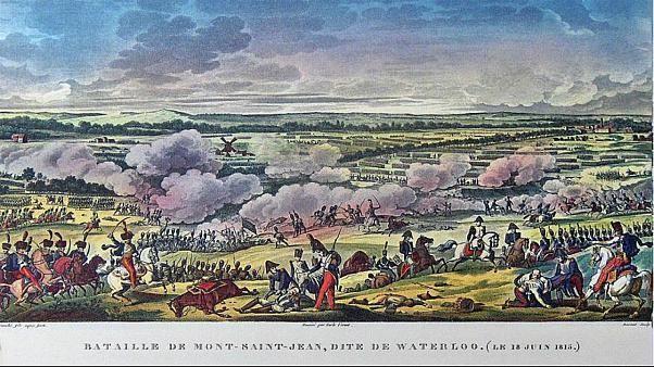 600 Meter hinter Waterloo-Frontlinie: Das Rätsel der rostigen Kanonenkugel