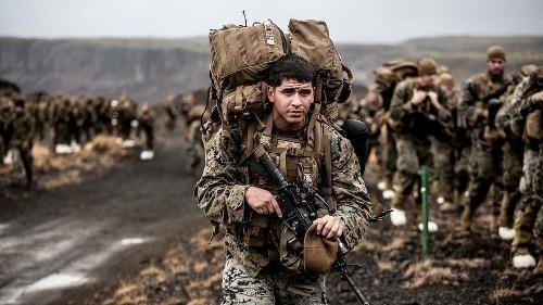 NATO war exercises in Norway