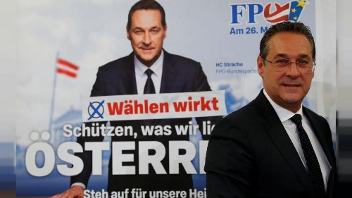Austrian government teeters after video of far-right leader