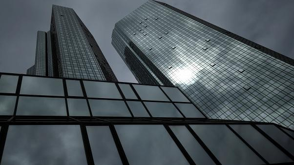 Масштабные увольнения в Deutsche Bank