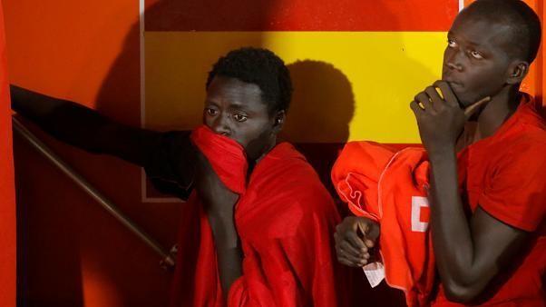 Spain rescues almost 200 migrants in the Mediterranean