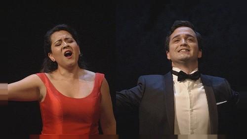 Operalia celebrates Adriana Gonzalez and Xabier Anduaga