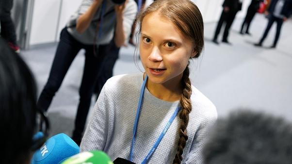 Obama leaps to Greta Thunberg's defence after Trump swipe
