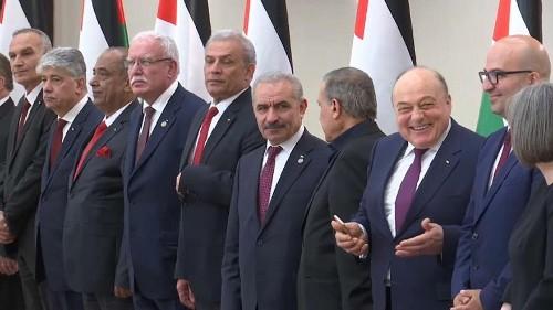 Neue Palästinenserregierung im Amt