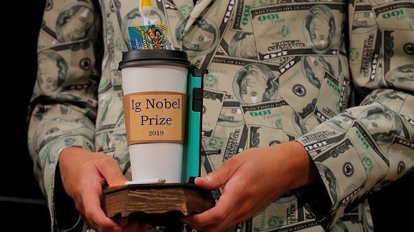 Ig Nobel Prize  - cover
