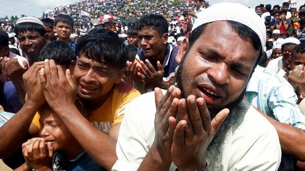 Rohingyas : commémoration de l'exil massif