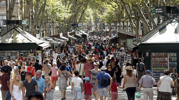 Barcelona's tourist headache as residential population declines 11% since 2015