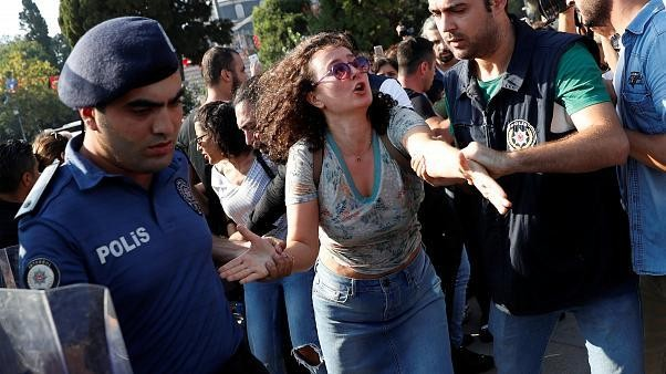Kayyum protestoları: Mardin ve Van'daki eylemlere polis müdahale etti