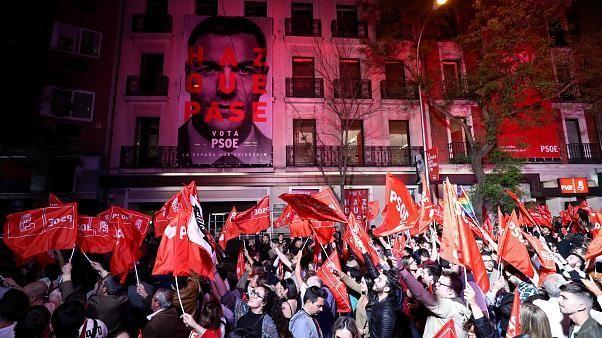 Elecciones Generales 2019: El mapa de España cambia de color