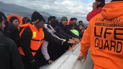 The Brief from Brussels: aide aux migrants et sanctions