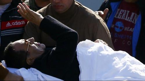 Getötete Demonstranten in Ägypten: Gericht stellt Verfahren gegen Mubarak ein