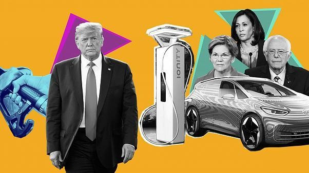 Green new ride: 2020ers race forward with electric cars. Trump has other ideas.