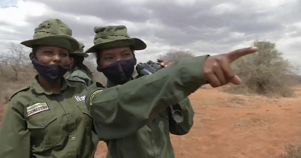 KENYA : Femmes, Massaï et Rangers | Africanews