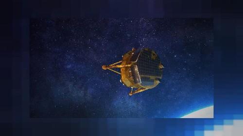 Israeli space probe prepares for historic moon landing