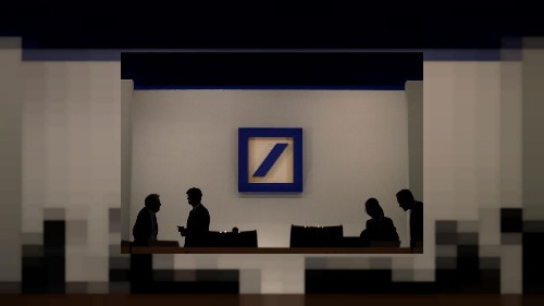 Deutsche Bank posts 68 percent net profit rise in first quarter