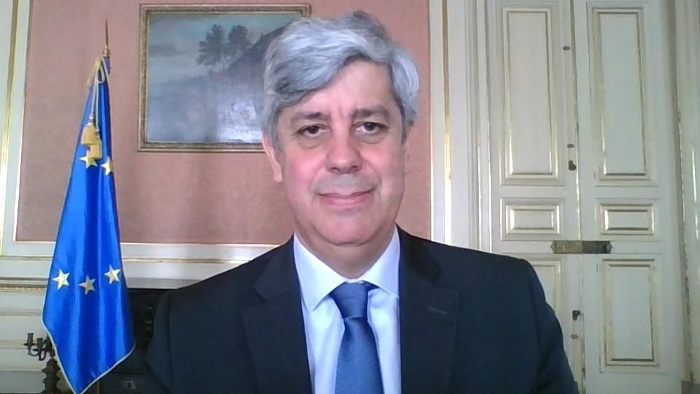 COVID-19 is an opportunity for economic structural change, says Eurogroup chief Centeno