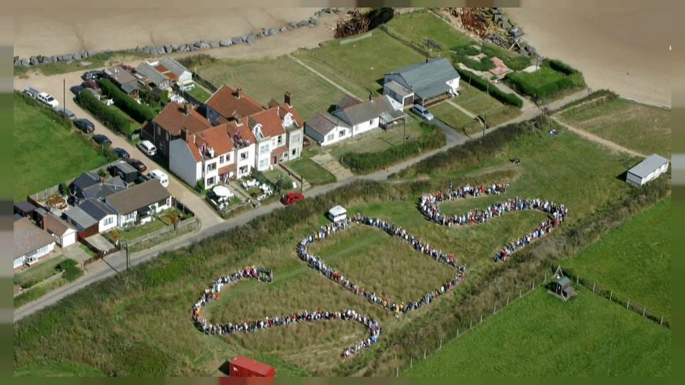 Thousands of UK homes under growing threat as coastal erosion increases