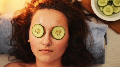 I tried a high tech Korean facial to suck the evil out of my skin