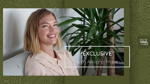 How to have a more sustainable life by Arizona Muse?