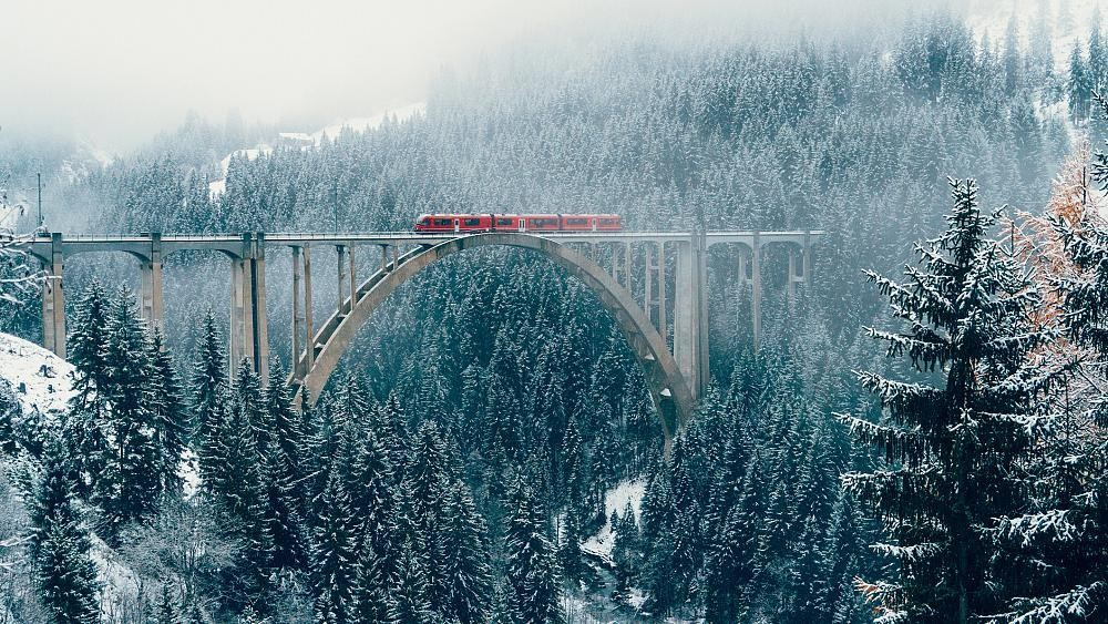 Europe's most spectacular rail journeys