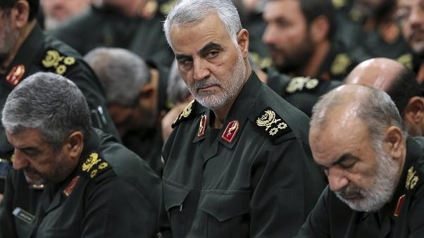 A 'declaration of war' and #WorldWar3 - the world reacts to Soleimani killing