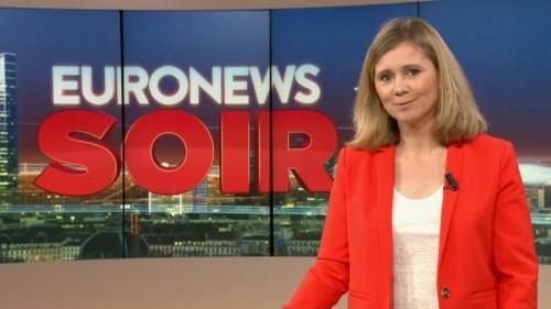 Euronews soir : l'actualité du 21 mai