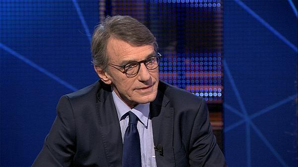 David Sassoli: Nationalismus ist ein Virus für Europa