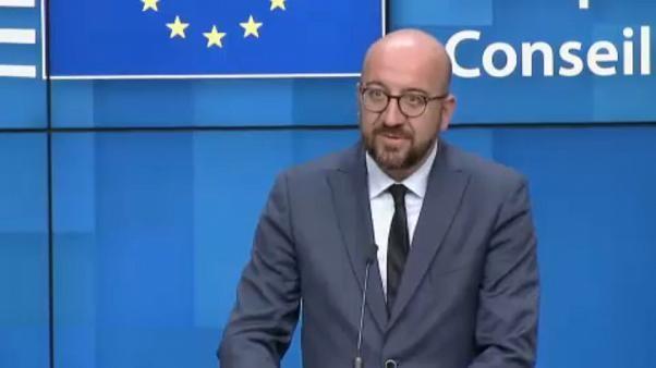 Machtwechsel in Brüssel - Charles Michel wird neuer EU-Ratspräsident