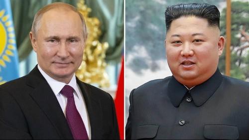 پیونگ یانگ: کیم و پوتین به زودی در روسیه با یکدیگر ملاقات میکنند