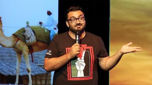 Dubaï s'ouvre au meilleur de l'humour international et local