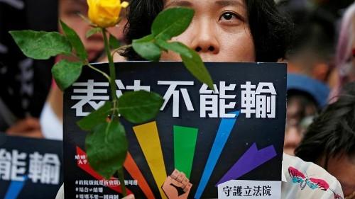 Taiwan legalisiert als erstes Land Asiens die Ehe für alle
