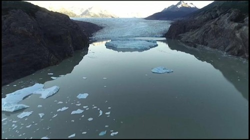 Alarm after fresh iceberg ruptures in Chile's Patagonia region