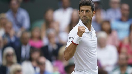 Djokovic wins Wimbledon on a plant-based diet, but he's not vegan