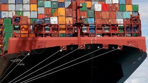 "Wreck des Containerschiffs ""Grande America"" untersucht: Öllecks geschlossen"