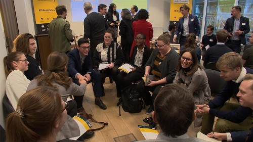 The young Europeans and the future of health policy
