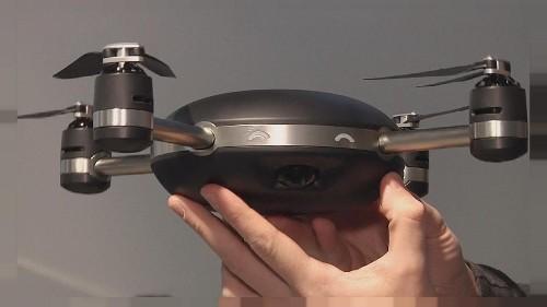 Kleiner, schneller, funktioneller: Drohnen fff...liegen im Trend