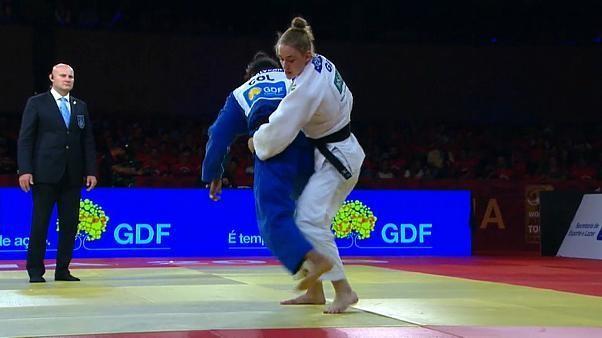 Judo : le russe Musa Mogushkov s'offre l'or au Grand Slam de Brasilia